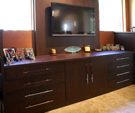 Low-Style Entertainment Center
